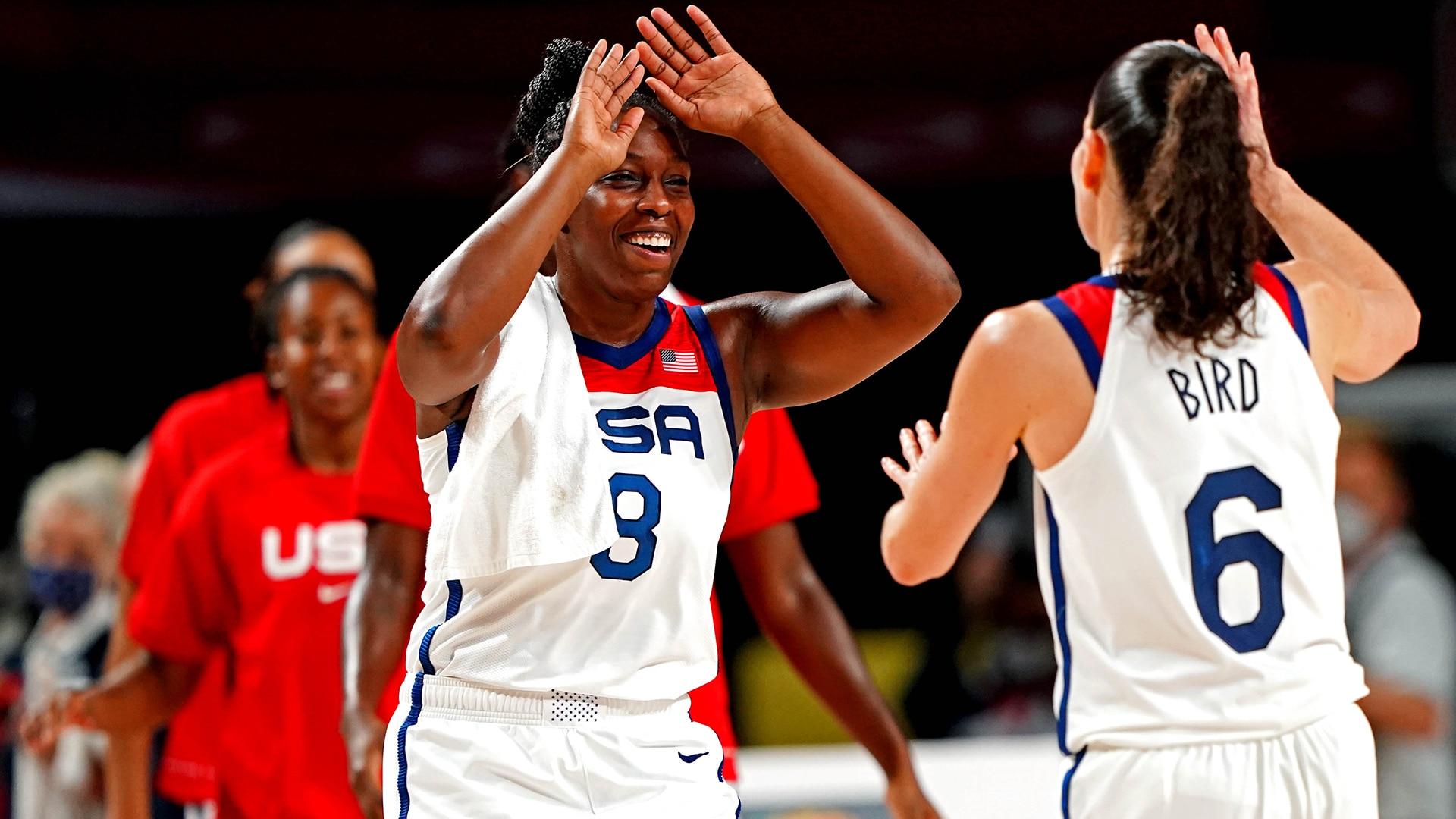 Image for Women's Basketball Quarterfinals: USA readying for Australia