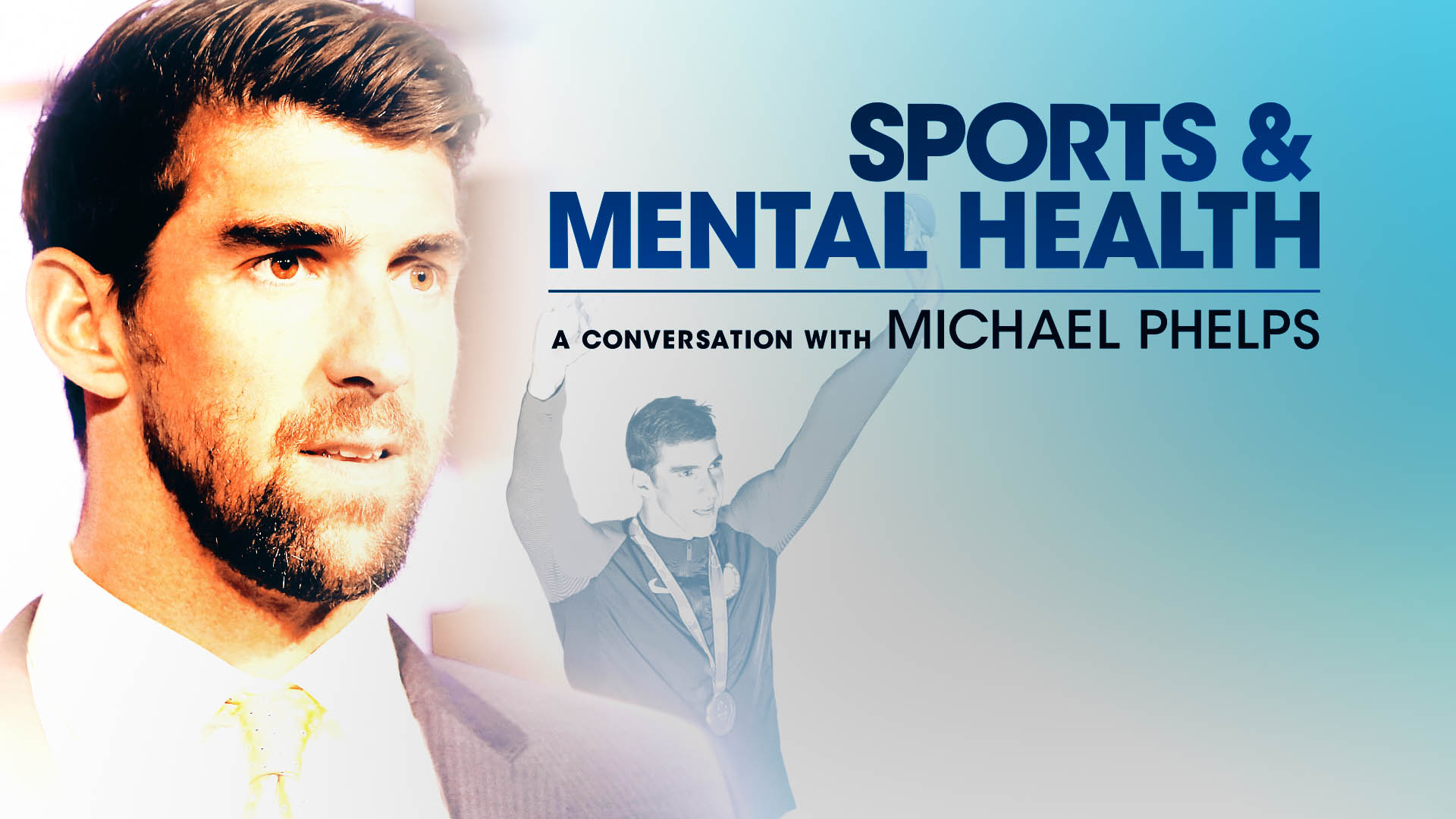 Phelps: The time is now to help athletes struggling with mental health