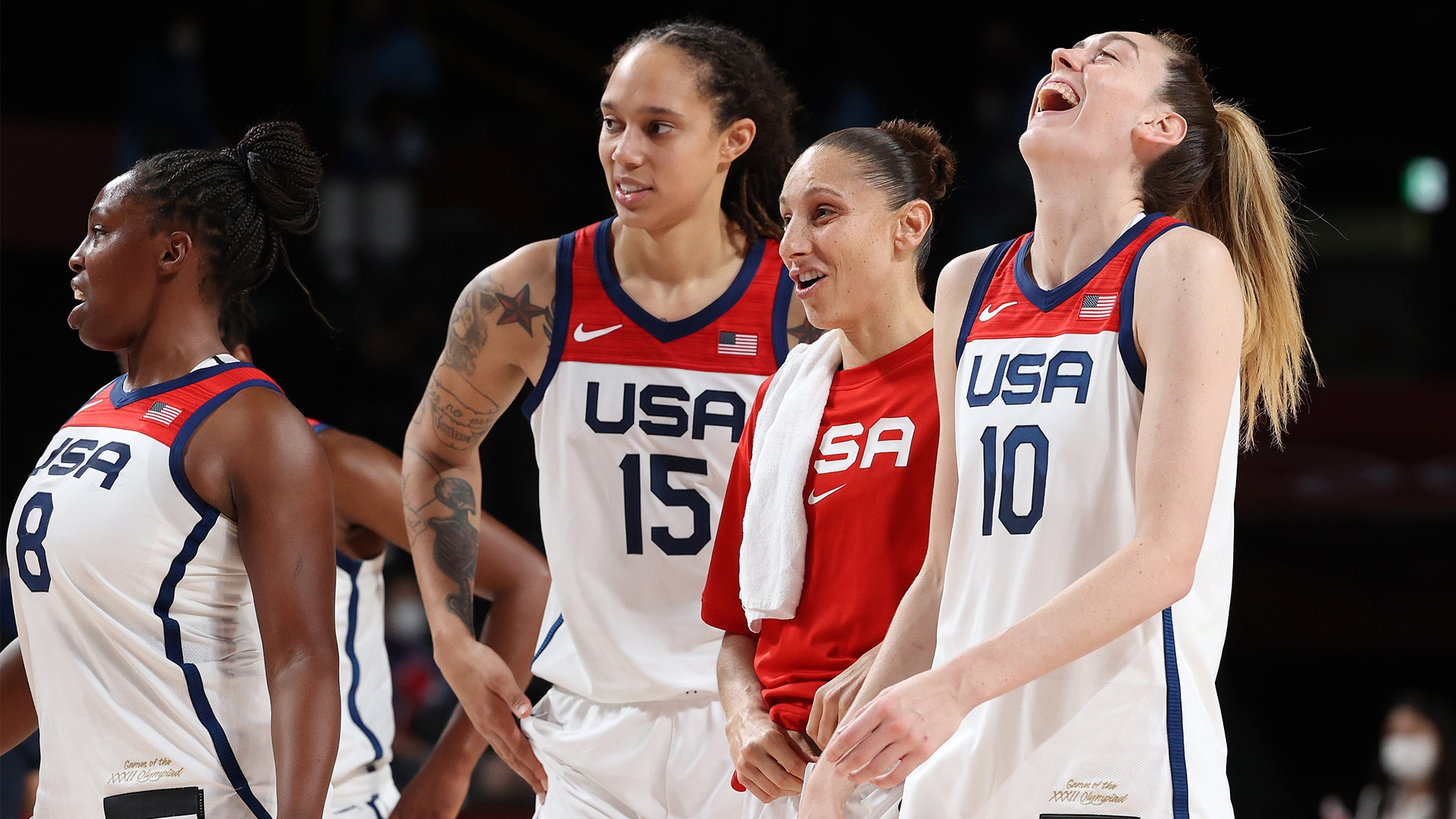 Image for U.S. women beat Serbia, earn trip to another gold medal game