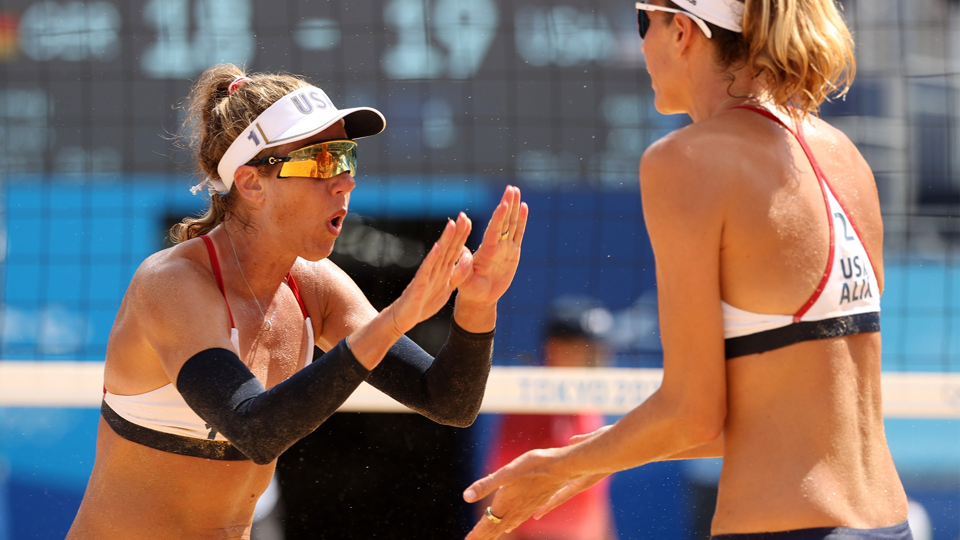 Image for Ross/Klineman down Germany in straight sets in quarterfinals